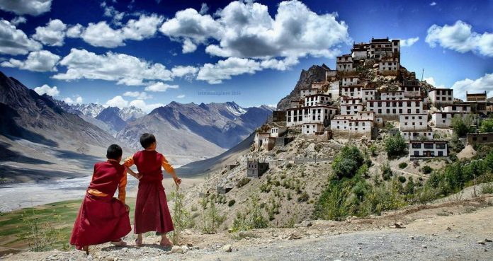 The never-ending journey to Spiti Valley.