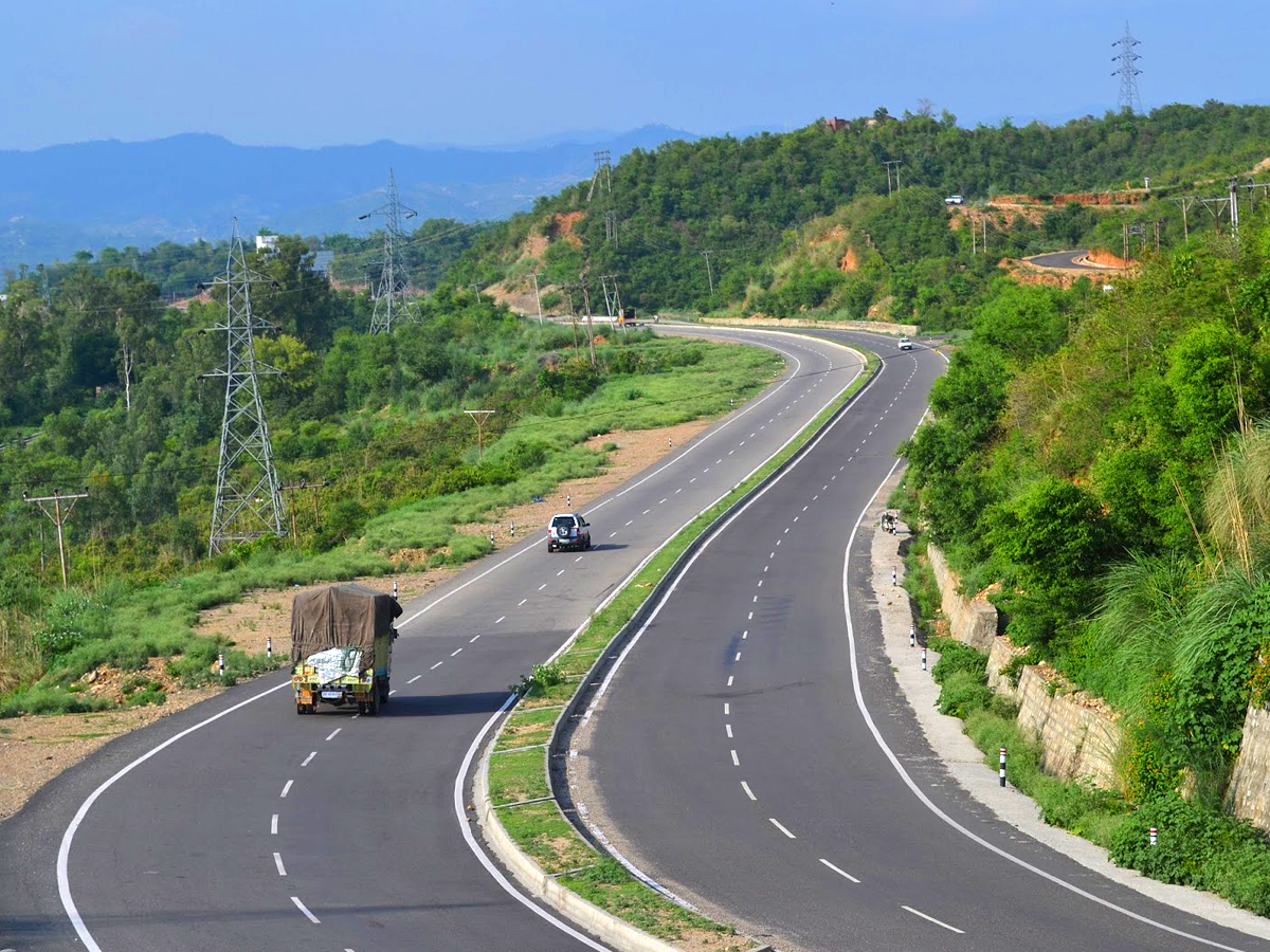 Golden Quadrilateral Highway Network in India