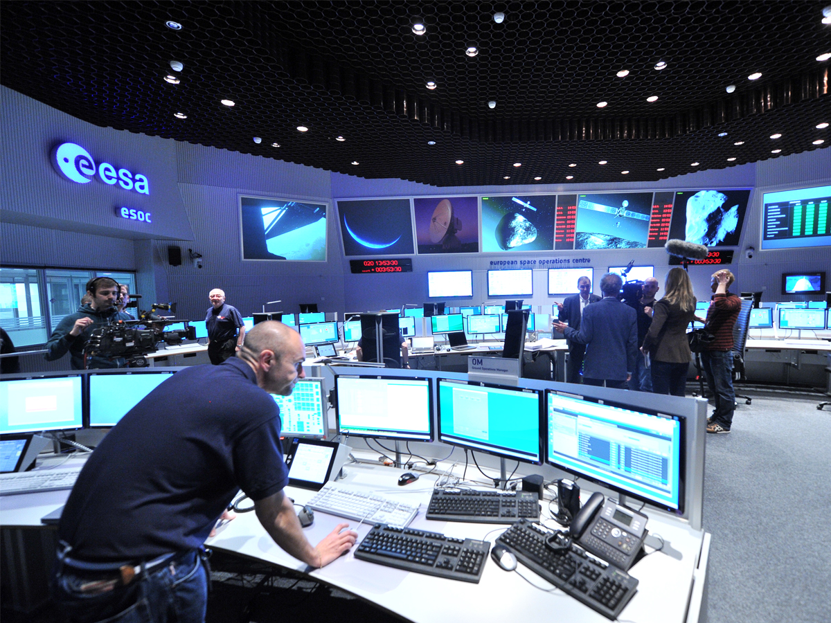 Space Agency of Europe