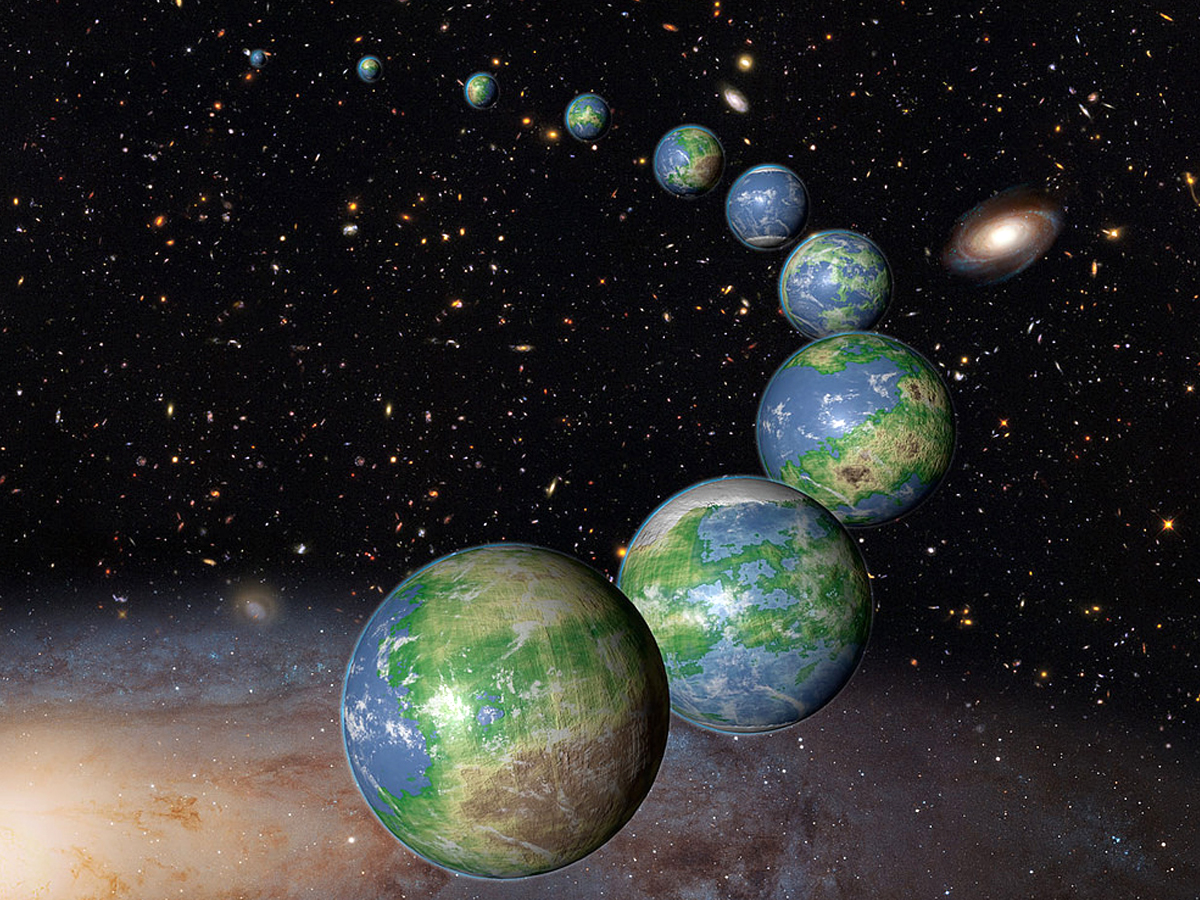 mysteries about the Universe