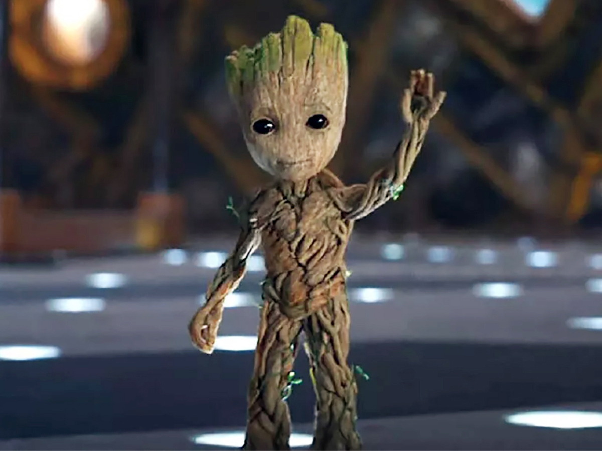 I am Groot a Groot movie