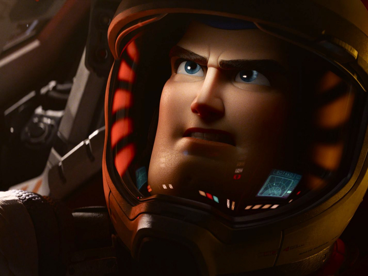 Lightyear a Toy Story' Prequel' from Pixar