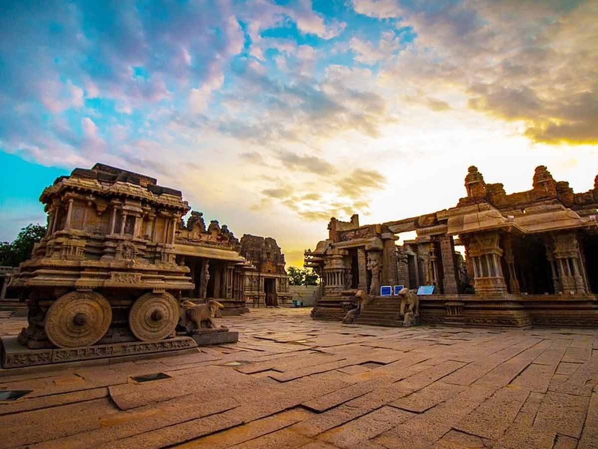 unexplored hampi