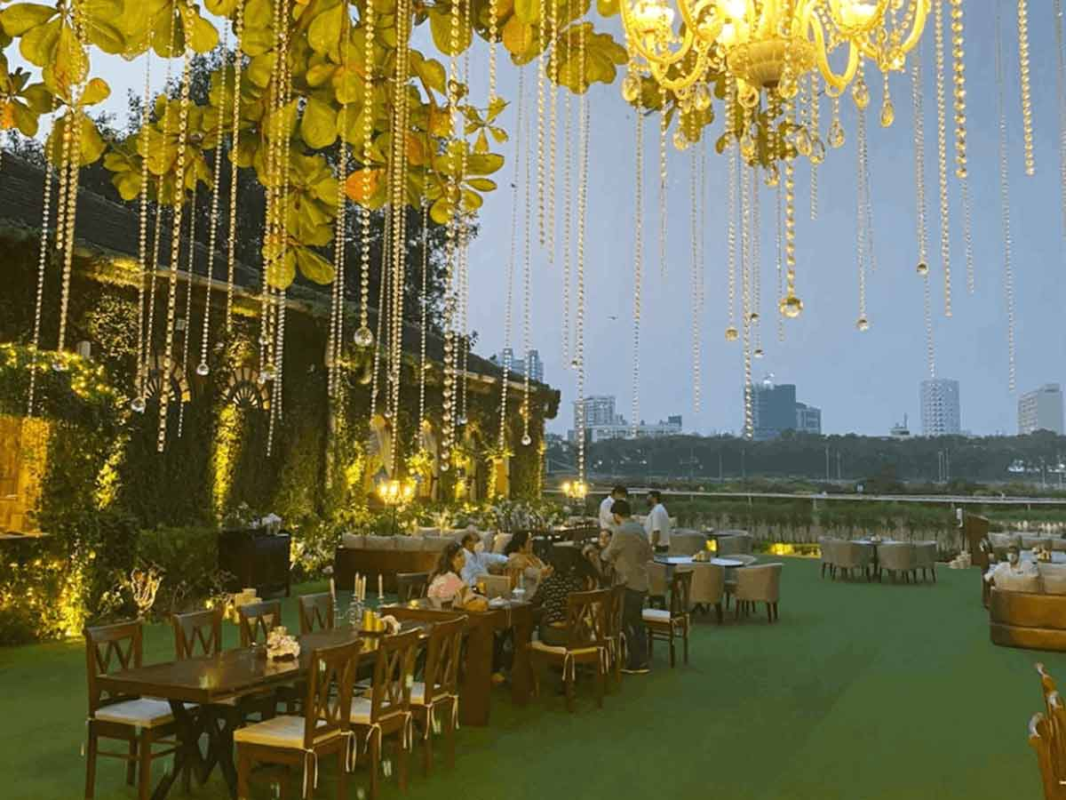 most romantic restaurant in mumbai