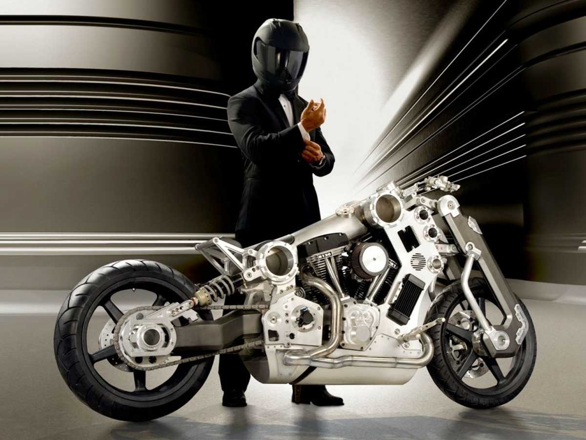 Neiman Marcus Limited Edition Fighter, most expensive bike in the world